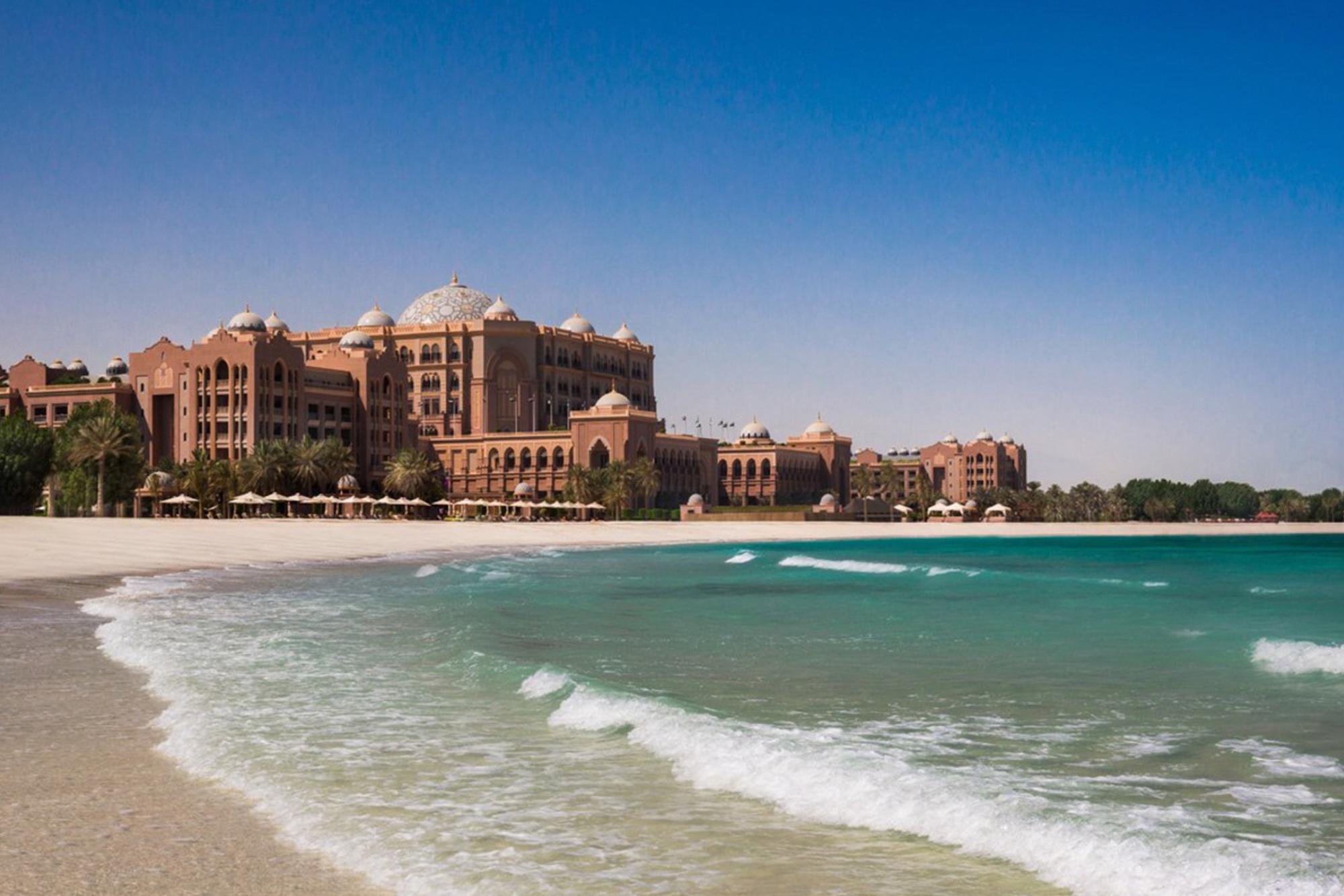 Die Besten Hotels In Abu Dhabi