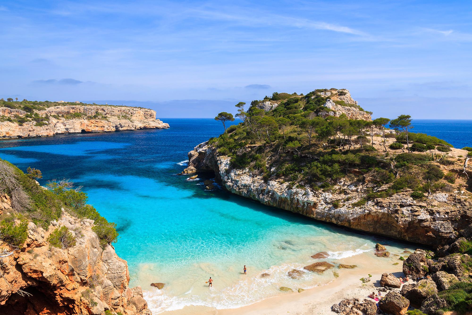 Single Treffs auf Mallorca