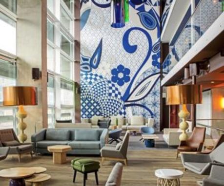 Hotel Arena Amsterdam Geschichte