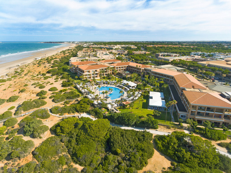 Costa de la Luz, Hipotels Barrosa Palace Spa & Wellness vom 2020-10-16 bis 2020-10-23 für 779 EUR p.P.