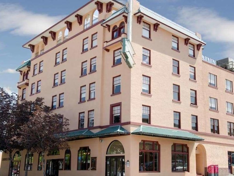 British Columbia, The Plaza Hotel vom 2021-03-20 bis 2021-03-27 für 244 EUR p.P.