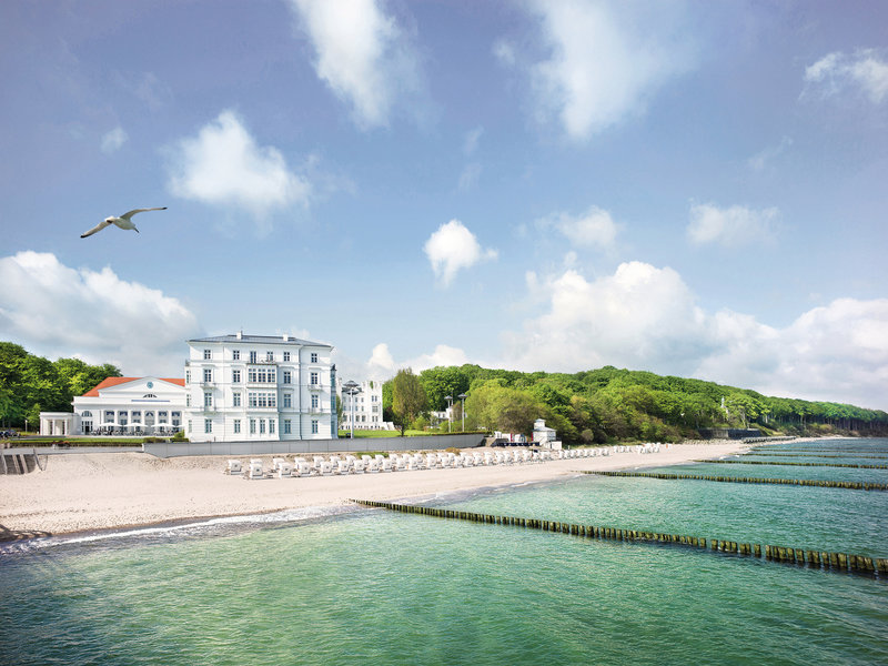 Ostsee - Heiligendamm, Grand Hotel Heiligendamm - The Leading Hotels of the World vom 2020-11-01 bis 2020-11-02 für 101 EUR p.P.