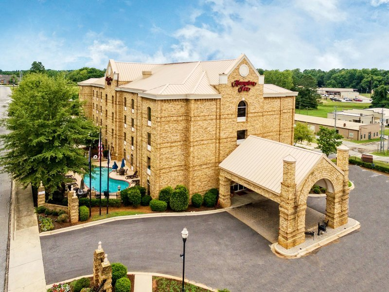 South Carolina, Hampton Inn Newberry Opera House vom 2020-09-26 bis 2020-10-03 für 450 EUR p.P.