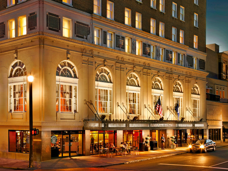 South Carolina - Charleston, Francis Marion Hotel vom 2020-12-17 bis 2020-12-24 für 683 EUR p.P.