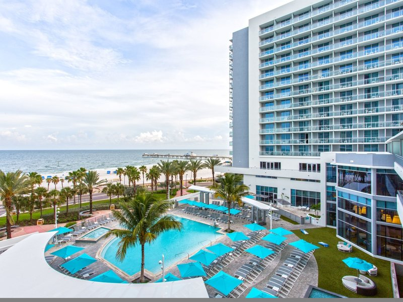 Florida, Clearwater, Wyndham Grand Clearwater Beach vom 2021-08-16 bis 2021-08-17 für 123 EUR p.P.
