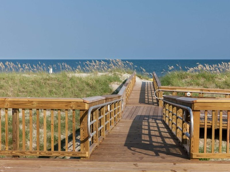 North Carolina, Hampton Inn Carolina Beach Oceanfront vom 2020-12-03 bis 2020-12-10 für 409 EUR p.P.